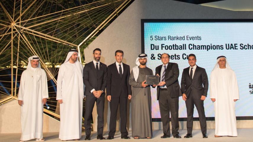 El proyecto du Football Champions, en el que colabora LaLiga, premiado en Dubai