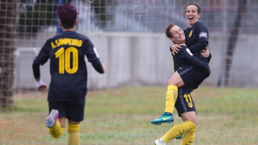 La Liga Femenina Iberdrola repite máxima goleadora: Sonia Bermúdez