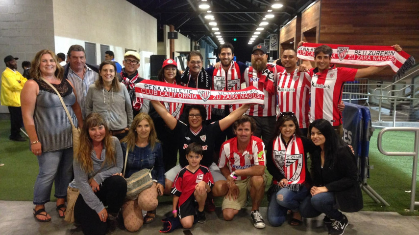 Peña Athletic California: Una pasión que no conoce fronteras