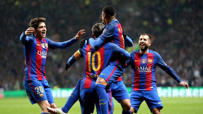 FC Barcelona y Atlético pasan como primeros a octavos de Champions