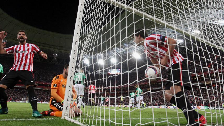 El Athletic sella su pase a los dieciseisavos de la UEFA Europa League