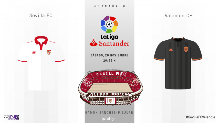 El Valencia busca la reacción en el fortín del Sánchez-Pizjuán