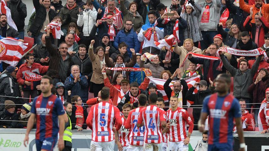 Girona FC, Sevilla Atlético y Getafe CF despuntan en LaLiga 1l2l3
