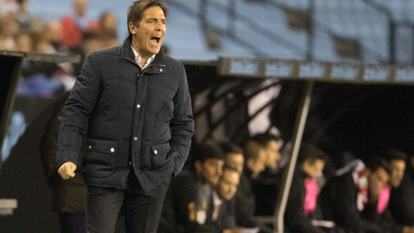 Eduardo Berizzo is the new coach of Athletic Club