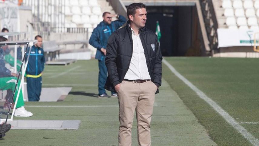 Luis Carrión, nuevo técnico del Córdoba
