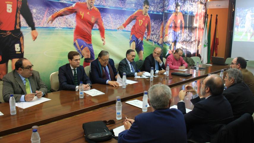 LaLiga asistió a la Comisión de Integridad de la Real Federación Andaluza de Fútbol