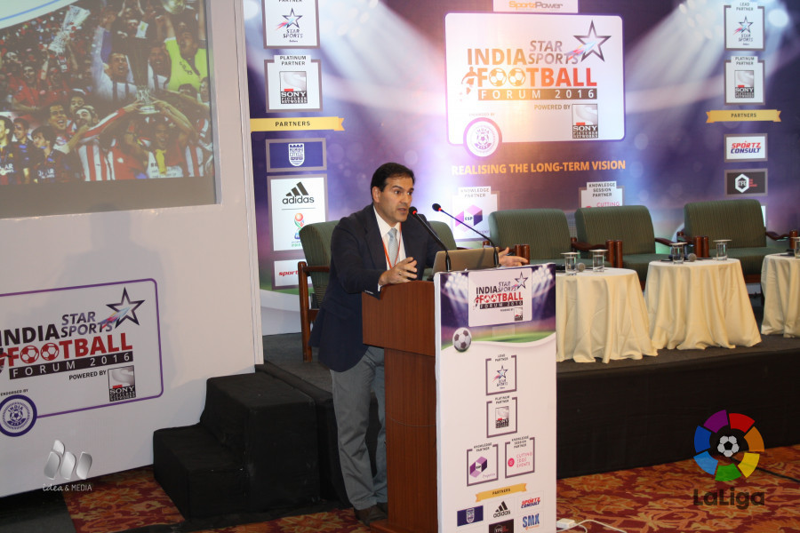 LaLiga, protagonista en el India Football Forum | Noticias