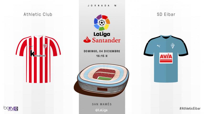 Athletic y Eibar, a la conquista de Europa