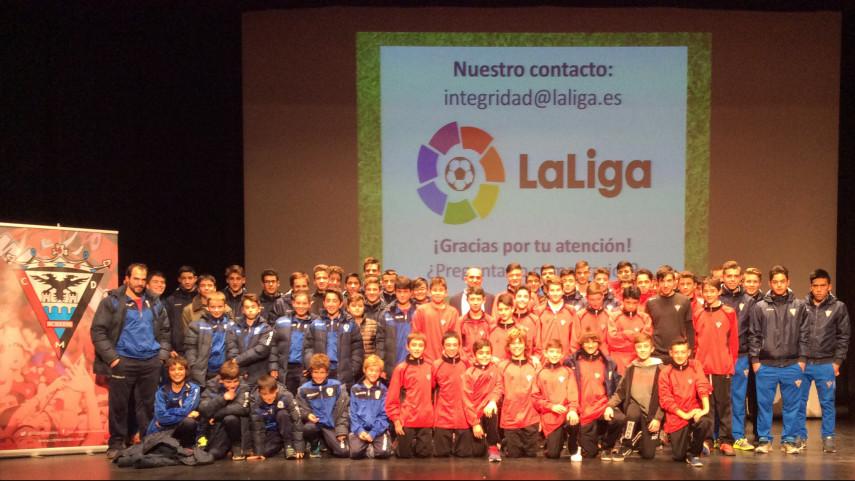 Los talleres de integridad de LaLiga prosiguen con cinco nuevas paradas