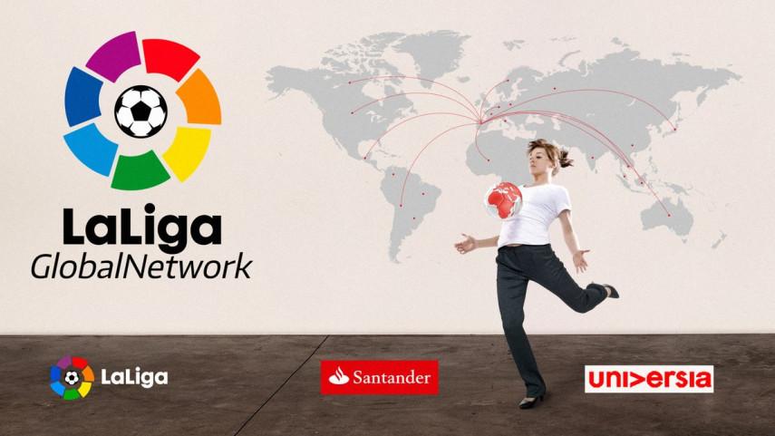 El proyecto LaLiga Global Network sigue tomando forma y llega la segunda etapa del proceso