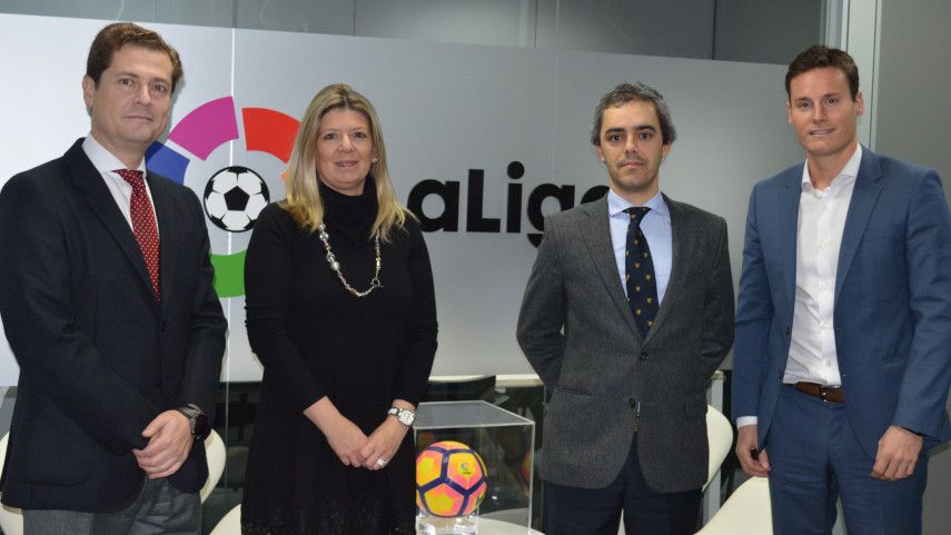 El proyecto de Integridad de LaLiga sirve de ejemplo a la Liga de Portugal