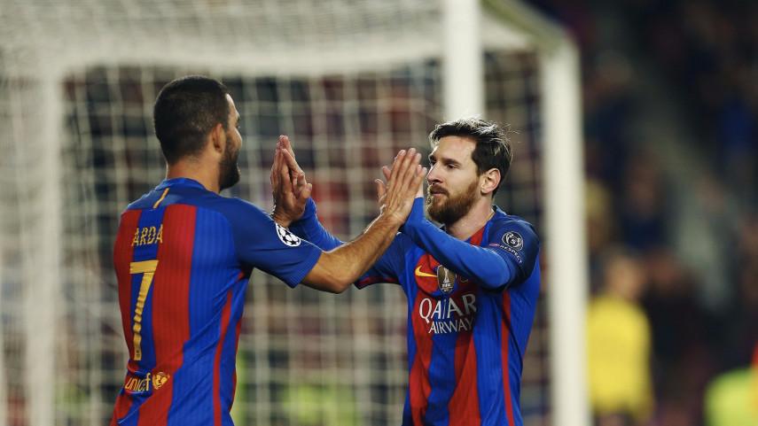 Cara y cruz de FC Barcelona y Atlético en Champions