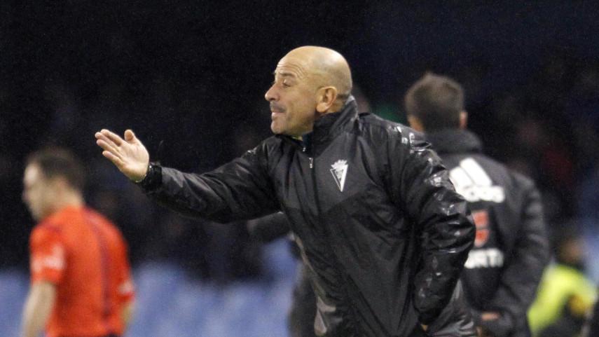 Claudio Barragán, nuevo técnico del CD Mirandés