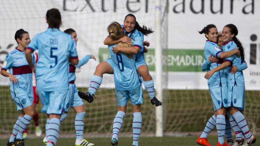 La parte alta de la Liga Femenina Iberdrola, más igualada que nunca