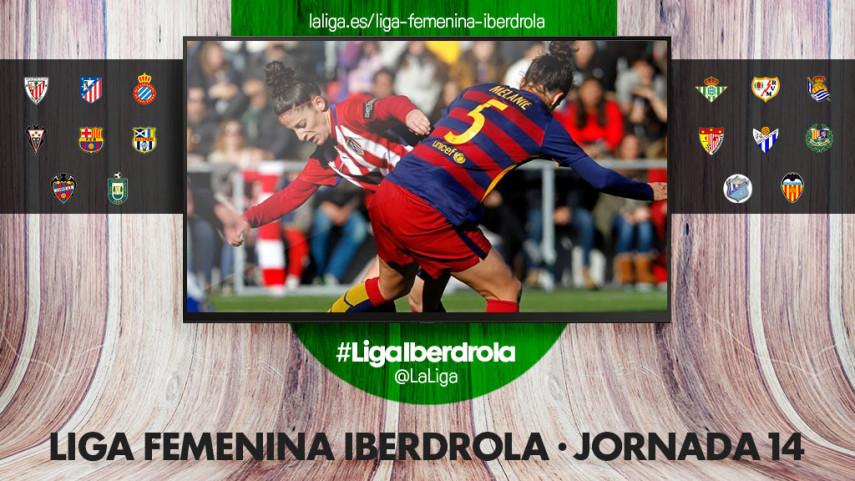 El Calderón decidirá el líder por Navidad de la Liga Femenina Iberdrola