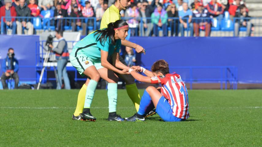 Las opciones de Barcelona y Atlético de Madrid para ganar la Liga Iberdrola