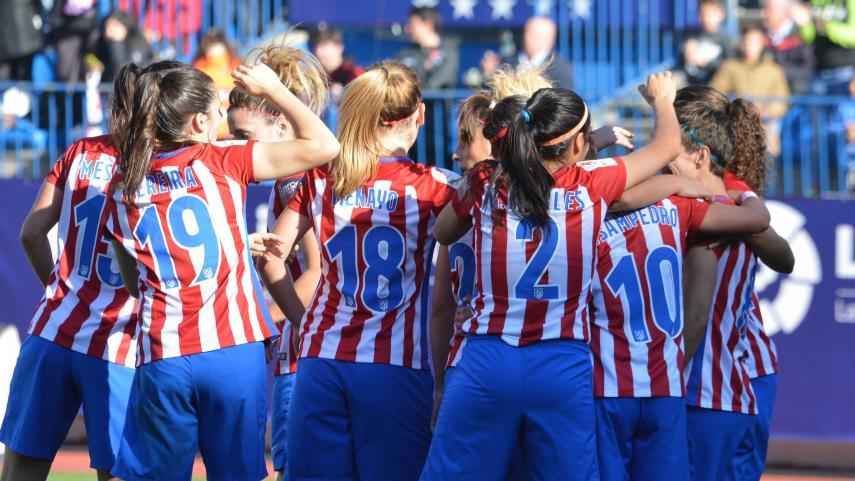 El líder de la Liga Femenina Iberdrola estrena el 2017