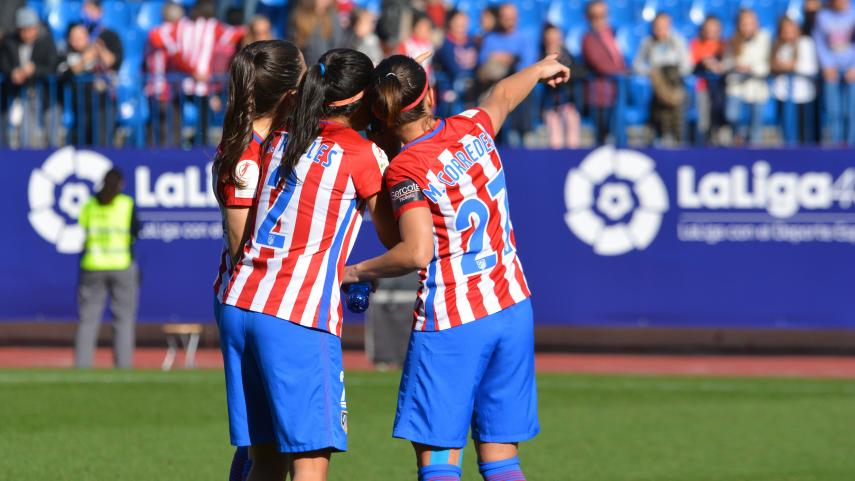 ¿Cuánto sabes de la primera vuelta de la Liga Femenina Iberdrola?