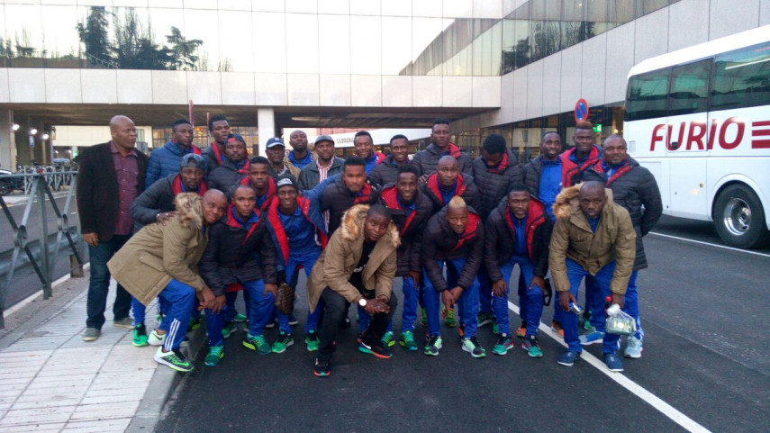 Nigerian club Rivers United FC makes pre-season trip to Spain