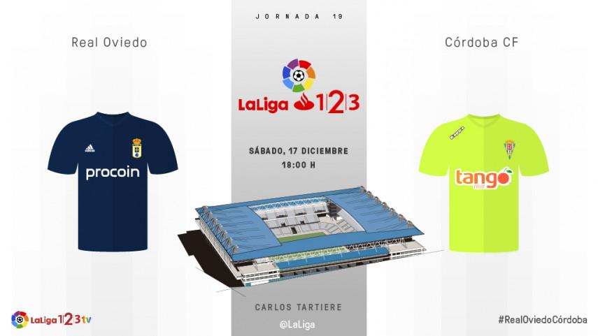 El Real Oviedo quiere seguir volando en el Tartiere