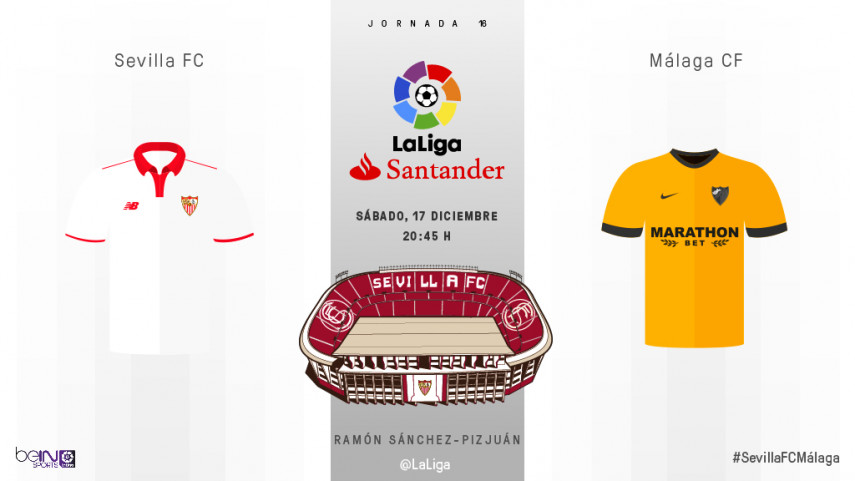 Sevilla y Málaga, a despedir el año lo más arriba posible