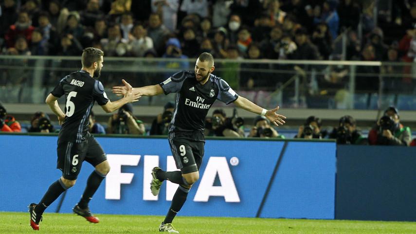 El Real Madrid pasa a la final del Mundial de Clubes