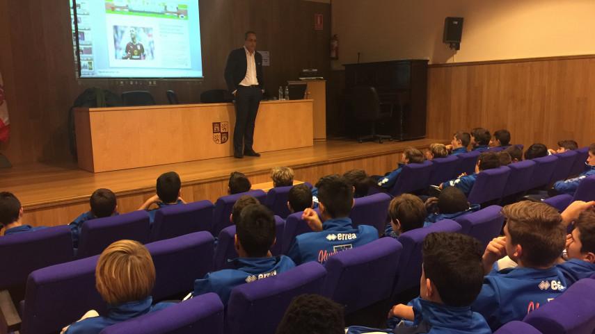 Los talleres de integridad de LaLiga visitan a cinco equipos