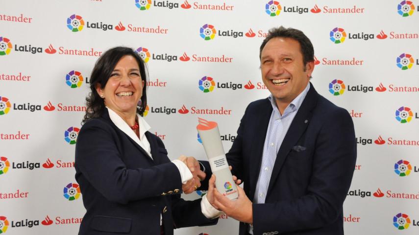 Eusebio Sacristan named LaLiga Santander Manager of the Month for November