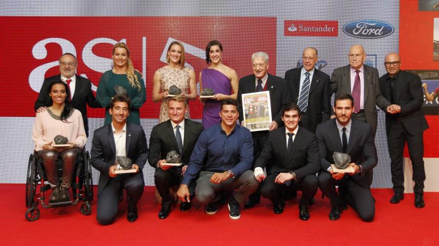 Los Premios AS 2016 reconocen los éxitos del TeamESP