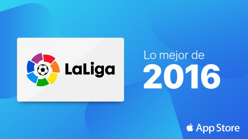 La App Oficial de LaLiga, una de las mejores aplicaciones de 2016 para Apple TV