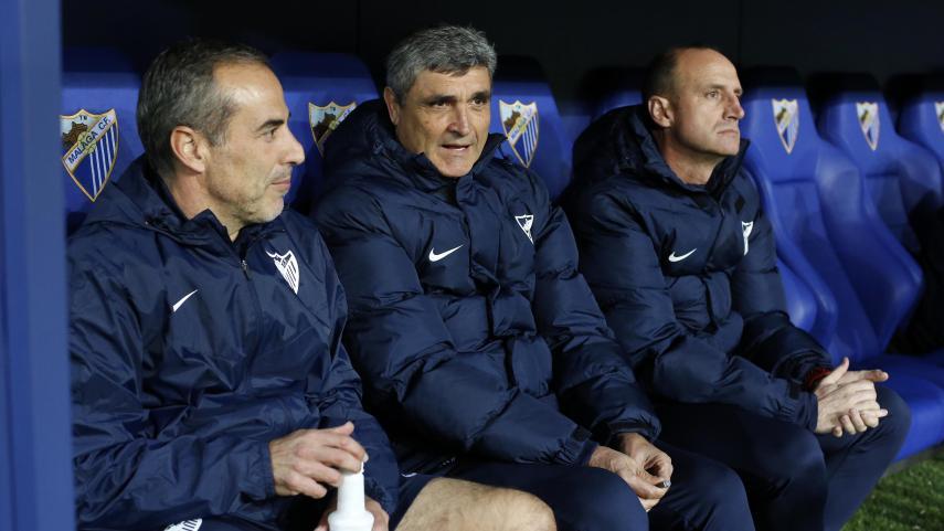 Juande Ramos deja de ser entrenador del Málaga CF
