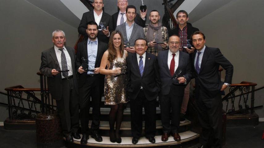 El Levante UD premia a LaLiga en la VI edición de sus Premios Periodísticos