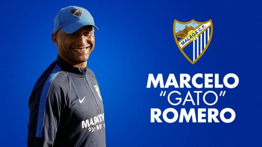 Marcelo Romero, nuevo entrenador del Málaga CF