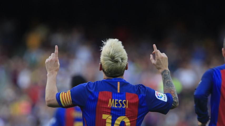 Todos los golazos de Messi en LaLiga Santander