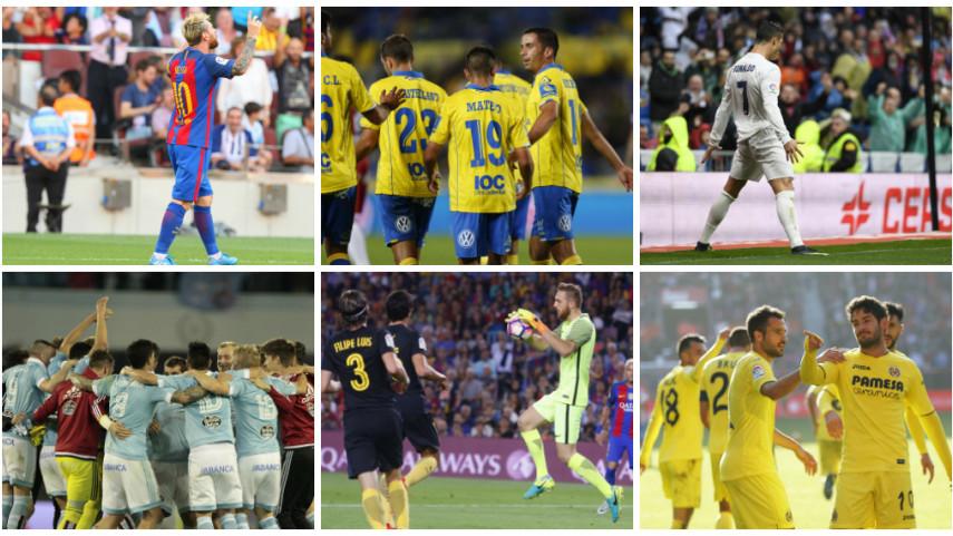 ¿Cuánto sabes de LaLiga Santander en 2016?