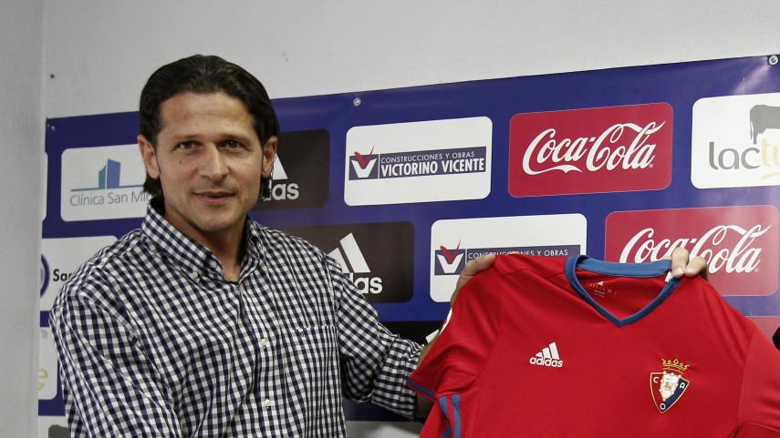 Petar Vasiljević, nuevo entrenador de Osasuna