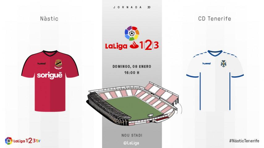 Mucho más que tres puntos en juego en Tarragona