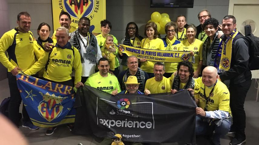 Ocho abonados de Silk Media y BeIN SPORTS USA vibrarán en directo con el Villarreal CF – FC Barcelona