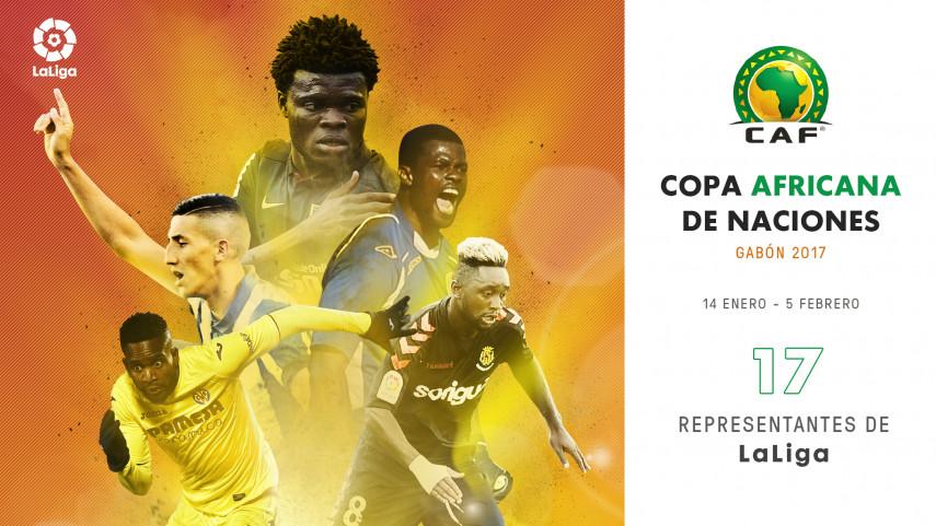 La Copa de África vuelve a escena