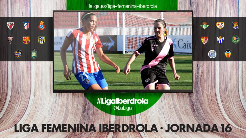La segunda vuelta de la Liga Femenina Iberdrola arranca con derbi madrileño