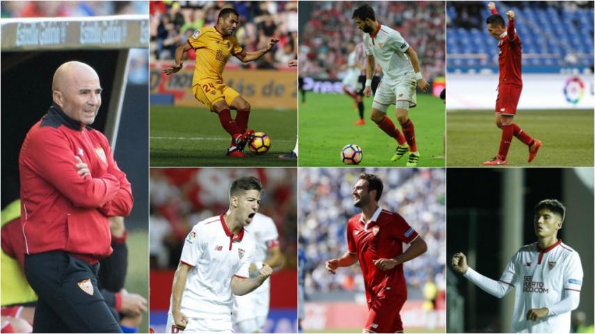 Un Sevilla FC a ritmo de tango