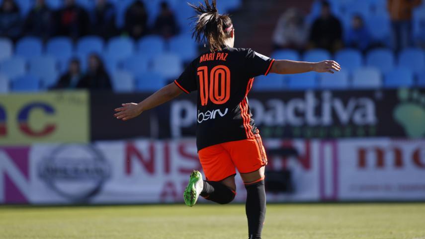 La lucha por ser la máxima goleadora de la Liga Femenina Iberdrola se aprieta
