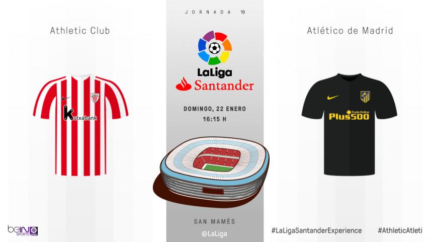 Athletic y Atlético quieren seguir la estela