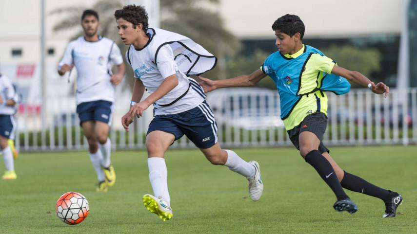 5.000 jóvenes de Emiratos Árabes Unidos participan ya en el torneo 'UAE School & Street Cup' organizado por LaLiga