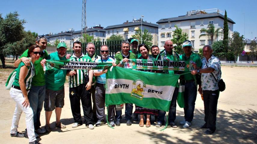 Blyth y Betis, dos equipos con los mismos colores