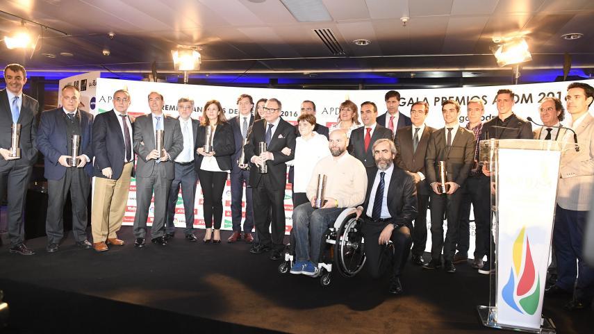 La Asociación de la Prensa Deportiva de Madrid premia a LaLiga en su Gala Anual