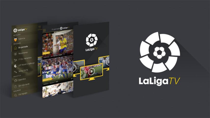 Descubre las nuevas actualizaciones de la App LaLiga TV