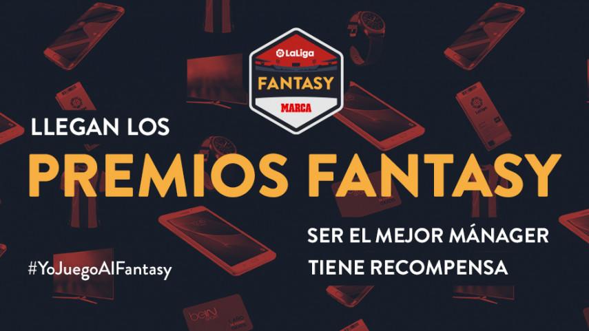 Llegan los premios a LaLiga Fantasy Marca