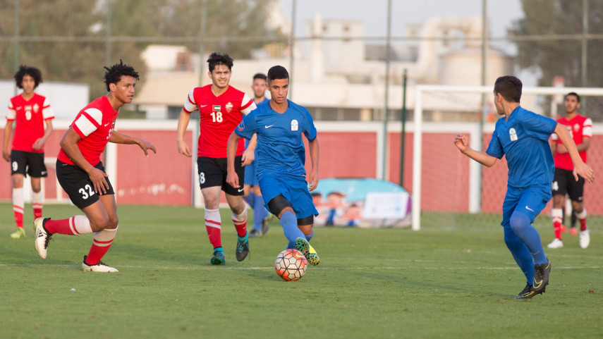 LaLiga colabora en la creación de una liga entre academias de fútbol en Emiratos Árabes Unidos