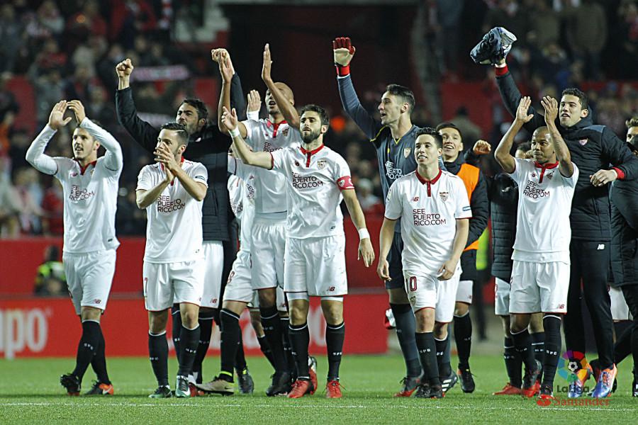 Два гола Роналду помогли «Реалу» обыграть «Севилью» вматче чемпионата Испании